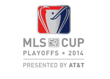 MLS (Major League Soccer) Cup - 2014 - Logo / Emblem