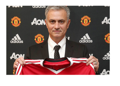 Unveiling of Jose Mourinho at Manchester United - May 27th, 2016