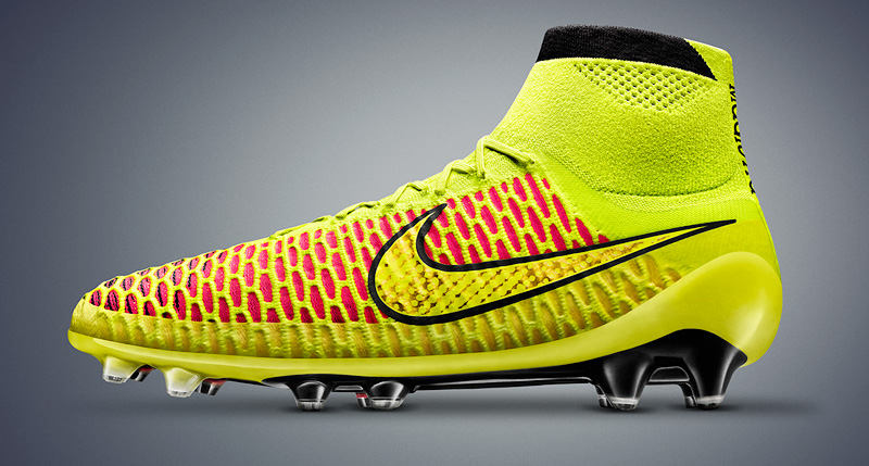 Nike Magista - Yellow