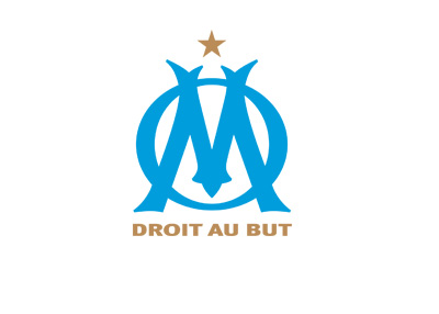 Olympique Marseille - Football Club - Logo - Year 2016