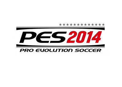 The Konami Pro Evolution Soccer (PES) 2014 - Game Logo