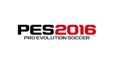 Pro Evolution Soccer (PES) 2016 - Logo - Previously named Winning Eleven game by Konami