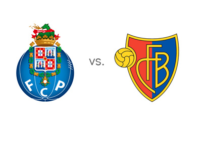 FC Porto vs. FC Basel - Preview - Matchup - Clash - Team Logos / Badges / Crests / Favourite - Game - Match