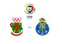 Portuguese Primeira Liga Logo - Ferreira vs. FC Porto - Matchup and Team Logos