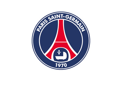 Paris Saint-Germain - PSG - Team Logo