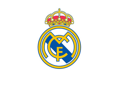 Real Madrid Logo - Team Badge / Crest