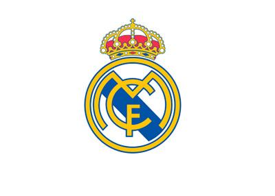 Real Madrid Logo - Team Badge / Crest