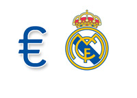 Real Madrid Revenues - in Euros - Illustration