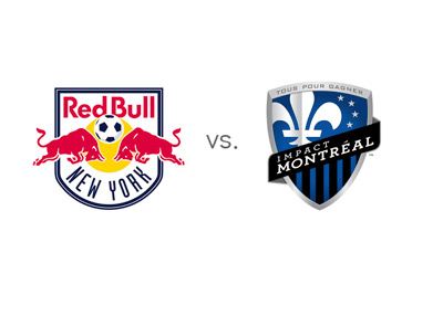 Team Logos - Red Bulls vs. Impact