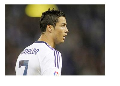 Ronaldo Number 7 - Real Madrid - White Long Sleeve Jersey