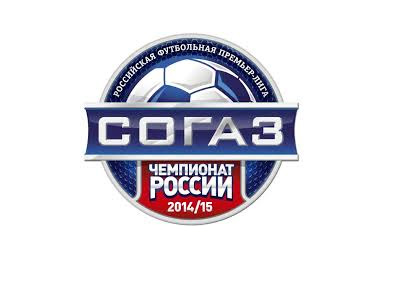 Russian Premier League logo - Year 2014/15
