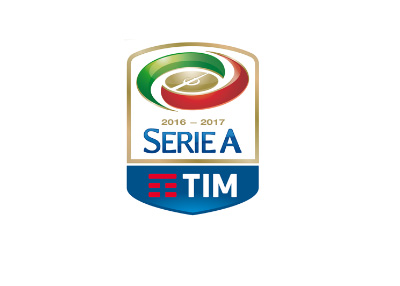 Italian Serie A - 2016-2017 season logo -  Crest