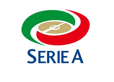 Italian Serie A Logo - 400 pixels - Large size