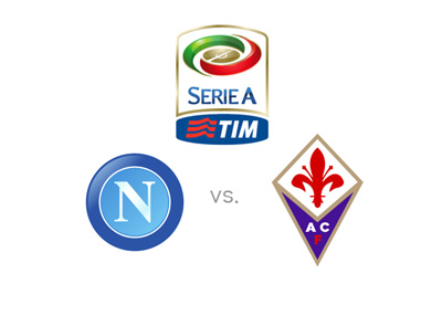 Upcoming matchup: Napoli vs. Fiorentina . - Serie A logo and team crests