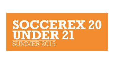 Soccerex Top 20 Football Players Under 21 Years of Age - Summer 2015 Report