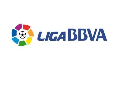 Spanish La Liga - BBVA - Logo - Horizontal