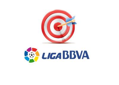 Spanish La Liga (Primera) Goalscorer Odds - Graphic, concept, illustration
