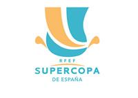 Supercopa de Espana - Spanish Cup - Logo