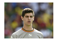 Thibaut Courtois - Belgium National Team - 2014 FIFA World Cup