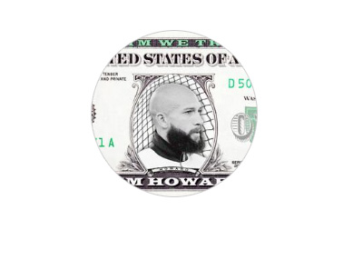 Tim Howard - Dollar Bill - Illustration - Concept