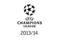 The UEFA Champions League 2013/14 Logo