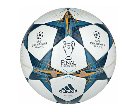 UEFA Champions League 2014 Final - Lisbon - Game Ball