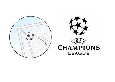 UEFA Champions League - Top Goalscorer - Illustration - Concept - Logo