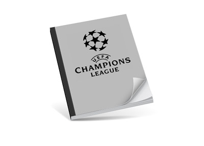 UEFA Champions League Regulations Book - Illustration