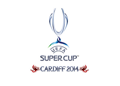 The UEFA Super Cup 2014 - Cardiff City - Logo