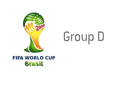 2014 FIFA World Cup Brazil - Group D