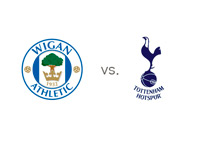 Wigan Athletic vs. Tottenham Hotspur - Matchup - Team Logos