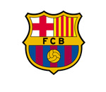 FC Barcelona Logo - Small Size