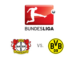 Bundesliga - Round 20 - Bayer Leverkusen vs. Borussia Dortmund - February 3rd, 2013