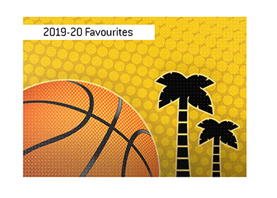Los Angeles are the favourites to win the next season of the NBA.