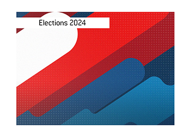 Early look at the odds for the 2024 Presidential Elections in the United States.