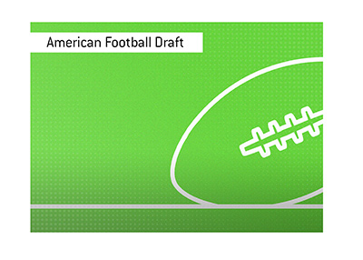 The American Football Draft is always an exciting time.