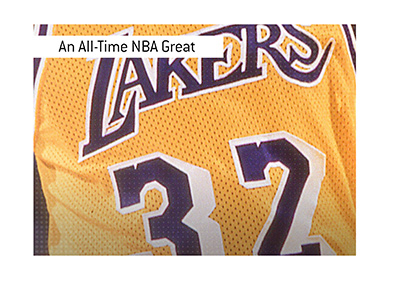 Magic Johnson was an all-time NBA  great.