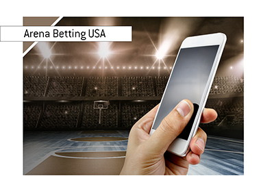 Online betting is coming to the United States - Arena Betting image composite.