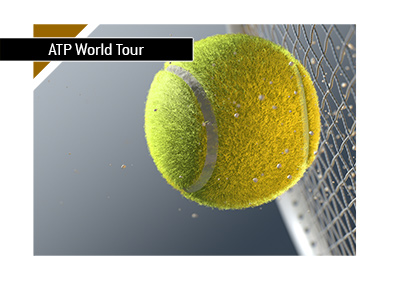 The ATP World Tour - The week ahead in tennis.  Betting odds and players to watch.  Year is 2018.