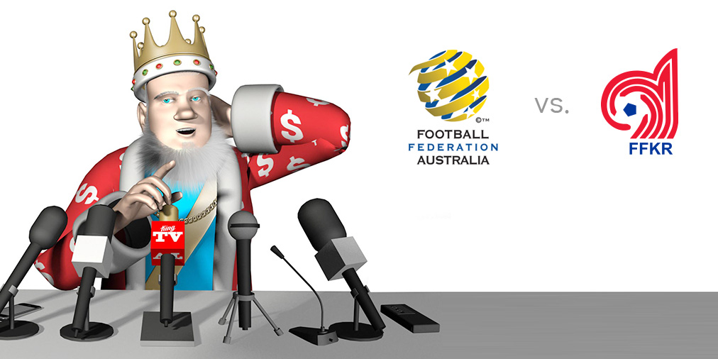 Australia vs. Kyrgyzstan - World Cup 2018 Qualifying matchup - Presented by the King of Sports