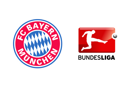 Bayern Munich and German Bundesliga - Logos