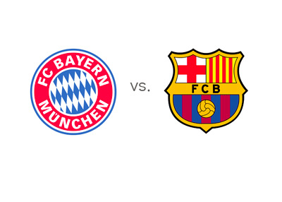 Bayern Munich vs. Barcelona FC - Odds - Preview - Matchup