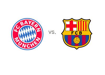Bayern Munich vs. Barcelona FC - Odds - Preview - Matchup