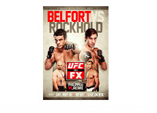 Vitor Belfort vs. Luke Rockhold - UFC on FX 8 Poster