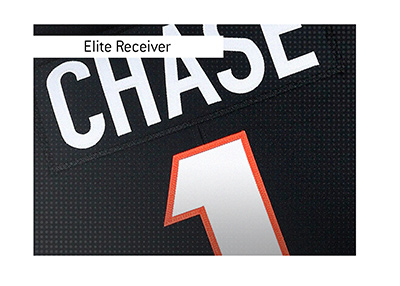 Cincinnati Bengals have a new star receiver in Chase.