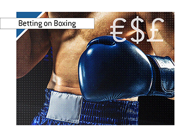 The King provides a few useful tips for betting on boxing matches.