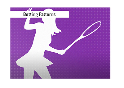 Questionable betting patterns cause for the arrest of tennis player.