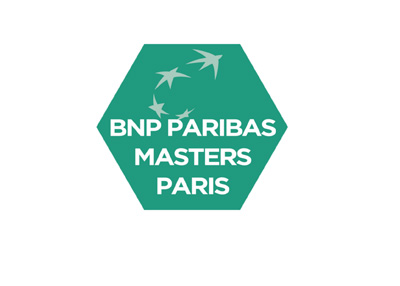 Tennis Tournament - BNP Paribas Masters - Paris, France - Year 2016 - Logo