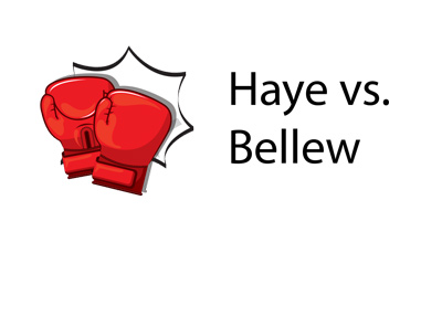 Boxing match - Haye vs. Bellew - Year 2017