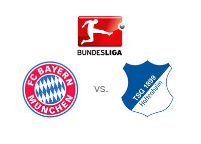 Bayern Munich vs. Hoffenheim - Bundesliga match preview